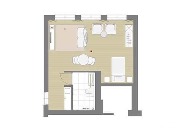 1 Kamer Woning : Kamer plattegrond maken awesome slaapkamer inrichten tekenen