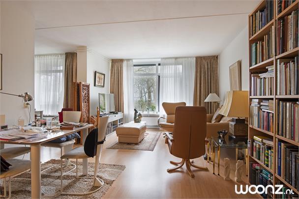 2 kamer appartement 65 m2 met terras