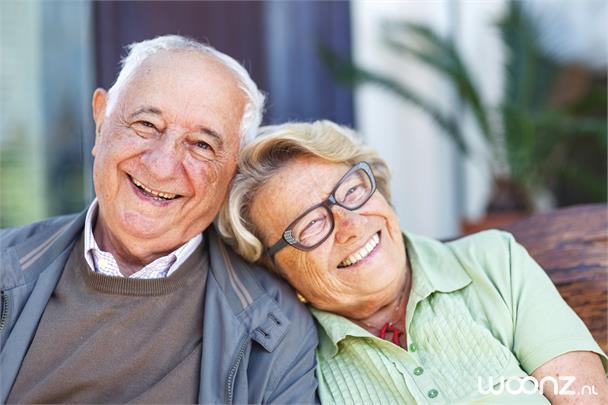 Zeer royale zorgwoning voor echtparen