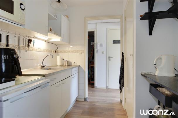 Knus 2-kamer appartement met balkon | 1-1.27
