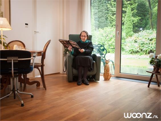Modern appartement in kleinschalige locatie