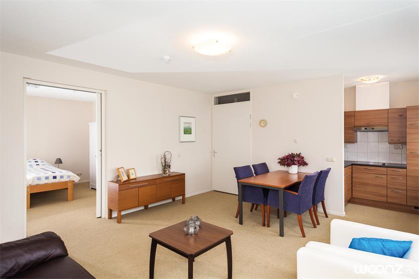 Solace-appartement-woonkamer-slaapkamer