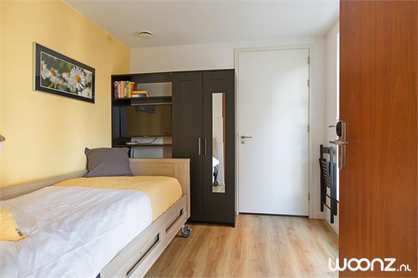 Hotelstudio met 24/7 zorg
