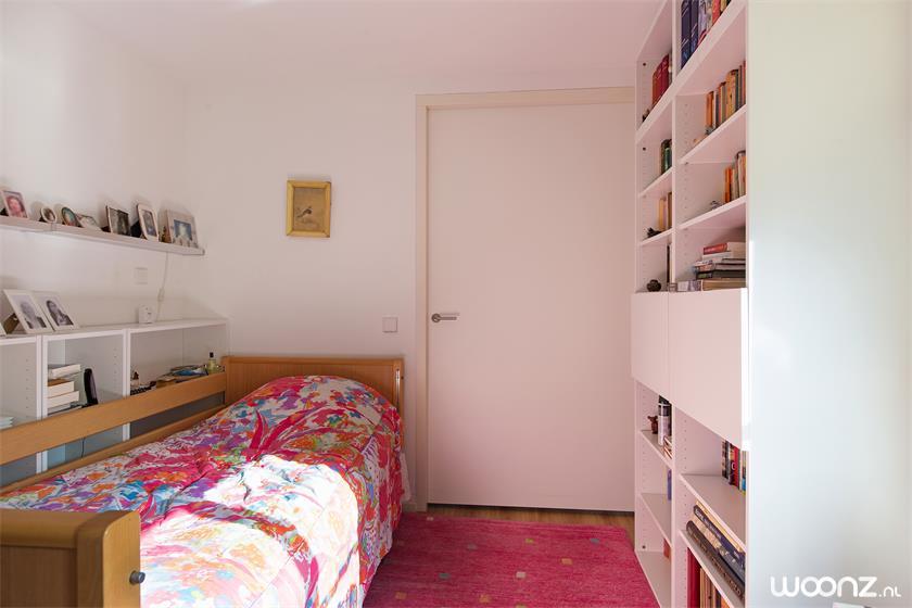 Het Seminarie - Slaapkamer tweekamer appartement