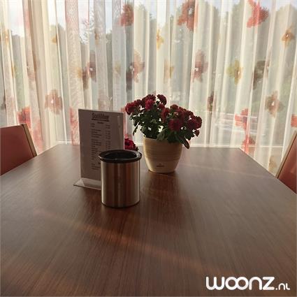 MS inpressie tafel