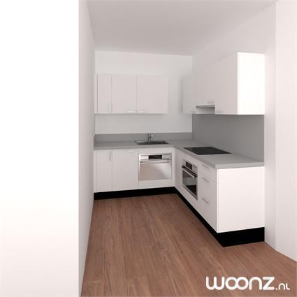 Impressie van de keuken