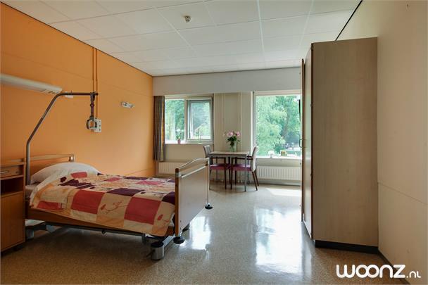 1-p kamers met geriatrische revalidatie zorg