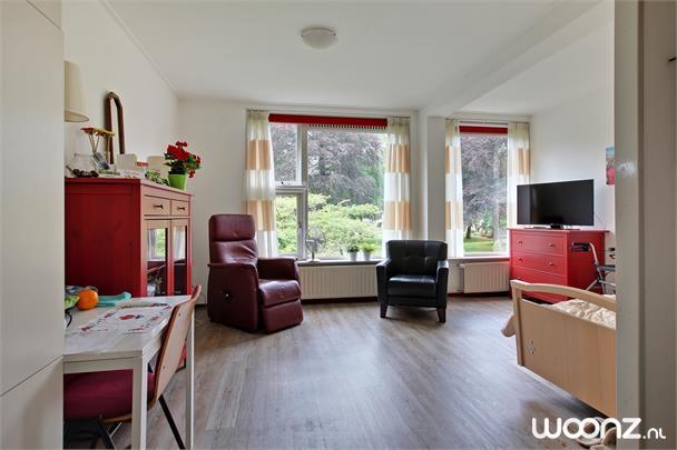 Ruim 1-kamer appartement met zonnig uitzicht