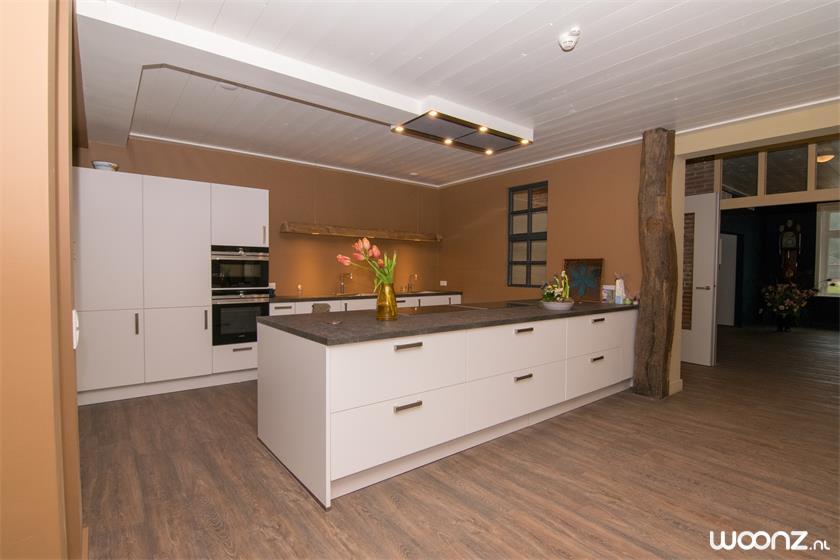 ruime woonkeuken elke dag koken we hier verzorgd wonen in exloo dagopvang wonen met zorg
