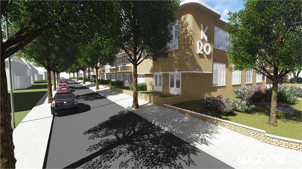 Luxe nieuwbouw appartement (Type 1)