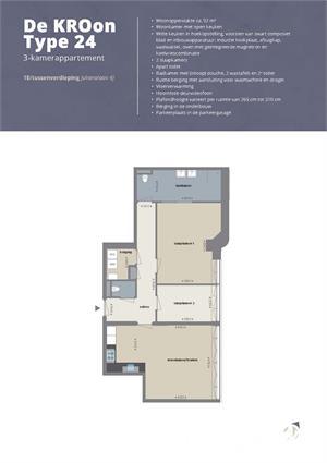 Exclusief nieuwbouw appartement (Type 24)