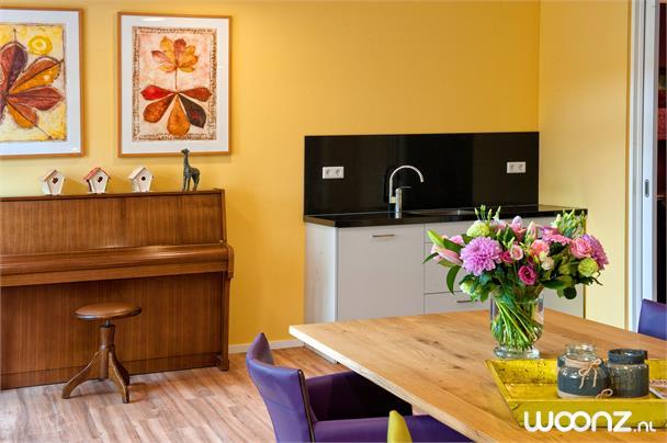 Comfortabele studio met dementiezorg