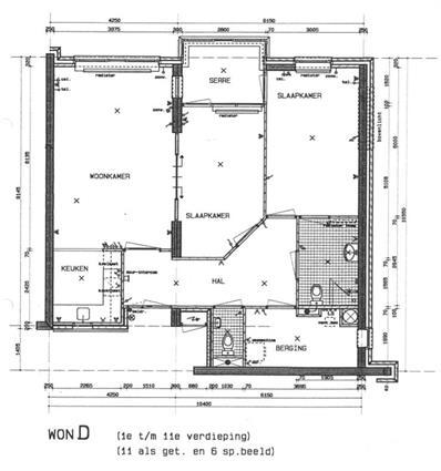 Parkflat 3 kamer 1