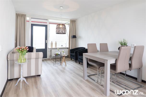 Gerenoveerd appartement in De Nudehof