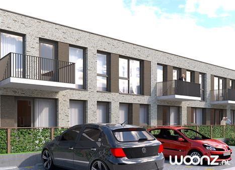 Modern 2-kamerappartement 70 m2 met balkon