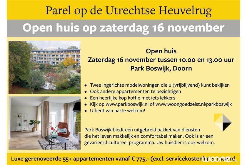 191014 advertentie Park Boswijk