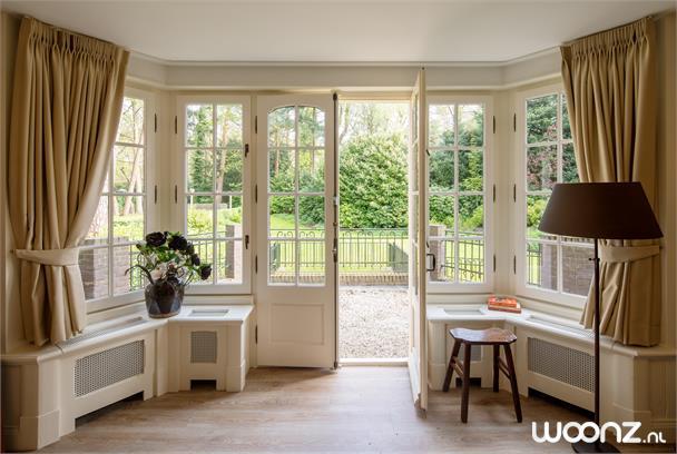 Appartement met eigen terras/balkon