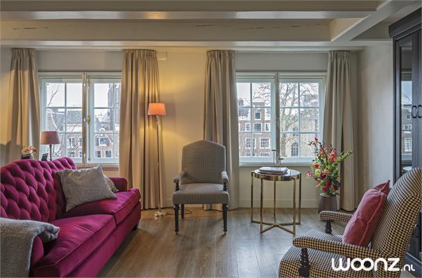 Appartement met authentieke details