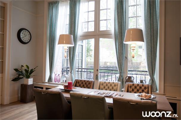 Sfeervol appartement met eigen balkon/terras