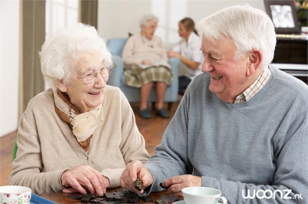 Zorgwoningen voor dementie